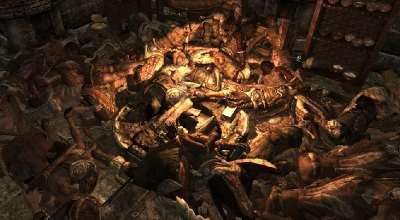 Skyrim — Realistic Ragdolls and Force   Skyrim моды