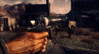 Fallout New Vegas — Пистолет поселенца | Fallout New Vegas моды