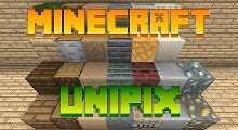 Minecraft 1.6.x — Текстуры UniPix | Minecraft моды