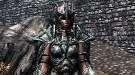 Skyrim ретекстур стеклянного оружия и брони