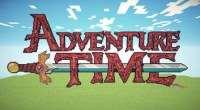 Minecraft — Adventure Time для 1.7.10/1.6.4/1.5.2 | Minecraft моды