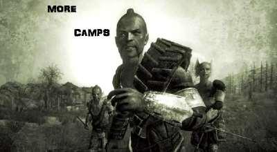 Fallout 3 — Больше лагерей рейдеров | Fallout 3 моды