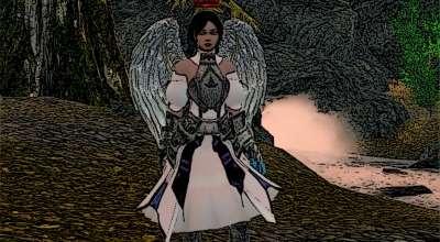 Skyrim — Спутница Аю | Skyrim моды