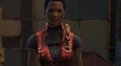 Fallout 4 — Одежда Клэр Редфилд из Resident Evil (CBBE) | Fallout 4 моды