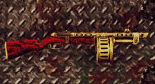 Fallout 3 — Ретекстур боевого дробовика «ЗОЛОТОЙ ТИГР» | Fallout 3 моды