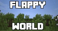 Minecraft — Flappy World для 1.7.10/1.7.2 | Minecraft моды