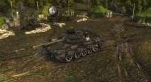 World Of Tanks 0.8.6 — Ангар в стиле лета от Hellinger | World Of Tanks моды