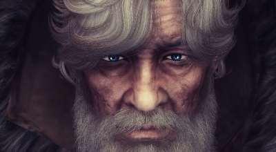 Skyrim — Мужчины Зимы | Skyrim моды