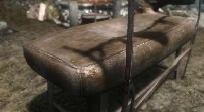 Skyrim — Металлический верстак кузнеца | Skyrim моды