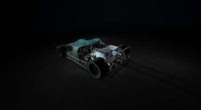 Garrys Mod — Модель машины из Форсаж 6 | Garrys mod моды