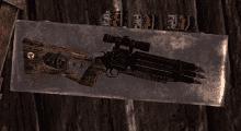 Fallout NV — Оружие «Хельсинг» из Metro 2033